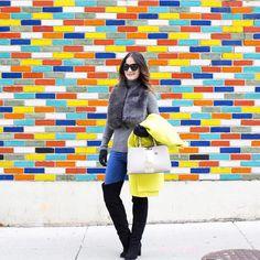 Color blocking  {more on stylecharade.com} @liketoknow.it www.liketk.it/23CNC #liketkit by jenniferlake