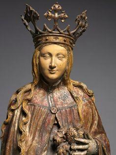 Saint Elizabeth of Hungary | Cleveland Museum of Art