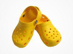 Croc Amarelo