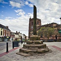 The Buttercross, Newport, Shropshire. Places Of Interest, Newport, Statue Of Liberty, Places To Go, Things To Do, Travel, Statue Of Liberty Facts, Things To Make, Viajes