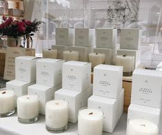STARTING A CANDLE MAKING BUSINESS - The Wooden Wick Co. Are you ready to take your hobby to the next level and make it a candle making business? The amount of information on get started can be overwhelming Wood Wick Candles, Mini Candles, Beeswax Candles, Soy Candles, Candle Wax, Perfumed Candles, Candle Wicks, Candle Holders, Vegan Candles