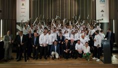 Sale la primera hornada del @bculinary. La primera Facultad de Ciencias Gastronómicas de España.