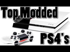 Top 5 Modded PS4 Consoles (Best PS4 Mods) - YouTube
