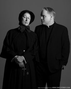 "Meryl Streep and Philip Seymour Hoffman, ""Doubt"" (2008) - another stunning performance by both."