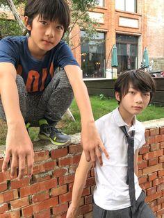 """""""台湾在住の日本人エアくんとエランくん兄弟が尊すぎる………猫顔と犬顔の美少年……… @ea_eran"""" Cute Twins, Cute Boys, Twin Boys, Kids Boys, Cute Boy Hairstyles, Japanese Kids, Kids Photography Boys, Asian Kids, Super Dad"""