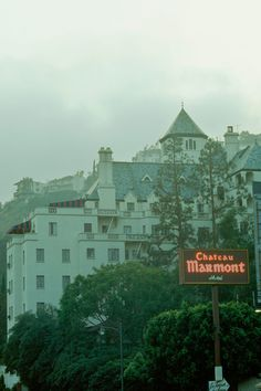Château Marmont: the closest I am ever going to get to living inside a Sofia Coppola movie.