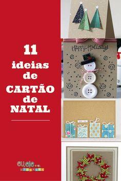 inspiração cartão de natal