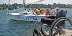 Sail to Prevail  - The National Disabled Sailing Program