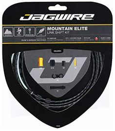 Jagwire Pro Brake Cable Kit Mountain SRAM//Shimano Ice Gray