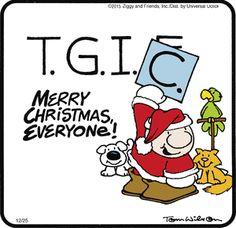 Ziggy Comic Strip, December 25, 2015     on GoComics.com