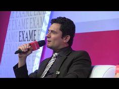 Sergio Moro: 'Na Lava Jato me deparei com um quadro de corrupção sistêmica'