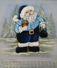 Pintura Country, Santa Clause, Coloring Pages, Snowman, Holidays, Christmas, Painting, Vintage Christmas, Christmas Drawing