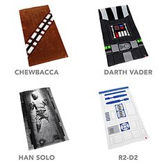 How many shopping days until Christmas? these #StarWars Beach Towels are a must have for the geek in your family.