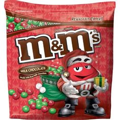 M's Milk Chocolate Candies for the Holidays, 42-Ounce: Amazon.com: Grocery & Gourmet Food