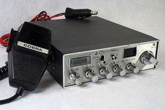 Vintage Cobra 146 GTL AM / SSB CB Radio with Mic and 12V Power Adapter To see the Price and Detailed Description you can find this item in our Category Vintage Radio, TV & Related on eBay: http://stores.ebay.com/tincanalley1/Vintage-Radio-TV-Related-/_i.html?_fsub=19620256018  RD15026