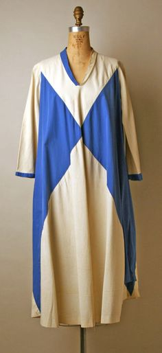 Dress Emilio Pucci (Italian) ca. early to mid-1960s silk