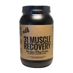 Non GMO 31 Muscle Recovery