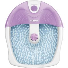 Conair Foot Bath with Vibration and Heat - Nothing like a nice long, warm foot massage. And you don't have to do a thing! Yes I need a new foot bath!