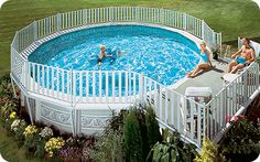 Popular Above Ground Pool Deck Ideas. This is just for you who has a Above Ground Pool in the house. Having a Above Ground Pool in a house is a great idea. Tag: a budget small yards Above Ground Pool Supplies, Above Ground Pool Fence, Best Above Ground Pool, Above Ground Pool Landscaping, Backyard Pool Landscaping, Above Ground Swimming Pools, In Ground Pools, Landscaping Ideas, Fun Backyard