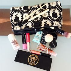 For Nights Away ❤️❤️❤️ by Linda Personal Taste, March 2014, Brows, Make Up, Skin Care, Shoulder Bag, Style, Fashion, Eyebrows