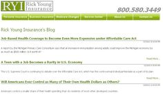 Rick Young Insurance: Blog  http://www.rickyounginsurance.com/