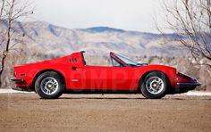 1973 Ferrari Dino GTS