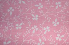 Vintage Laura Ashley Campion in pink by janeych, via Flickr