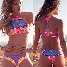 Paradise Living Bikini | Summer Fashion 2015 www.psiloveyoumoreboutique.com