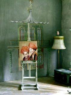 Studio of artists Li