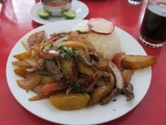 French Fries are NEITHER French nor American but instead Peruvian food.