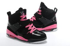 reputable site 7d17e 5a491 Air Jordan Women Shoes Women Air Jordan Black Hot Pink  Women Air Jordan -  Free breathing for your feet. Yes, that s our new Air Jordan for women to  choose.