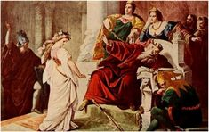 On December 26, 1606, William Shakespeare performed his play 'King Lear' before the court of King James I at Whitehall. In 1605, an anonymous play was published with the name, The True Chronicle History of the life and death of King Leir and his three daughters. This play had been performed as long ago as 1594, but some scholars believe that Shakespeare's close knowledge of it must have derived from the study of it on the printed page.