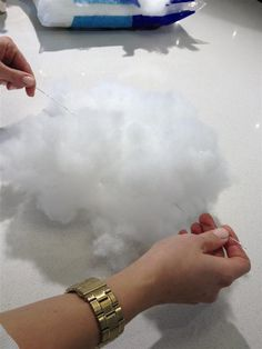 Hanging Cloud How-To