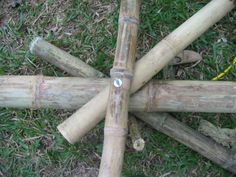 Joining bamboo correctly is absolutely vital for load-bearing structures.
