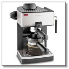 Mr Coffee Espresso Maker #Mr_Coffee_Espresso_Maker #espresso_makers_from_mr_coffee