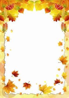 Осенние фоны и шаблоны Body Parts Preschool Activities, Best Thanksgiving Movies, Printable Lined Paper, Boarder Designs, School Notes, Writing Paper, Frames, Stationery, Invitations