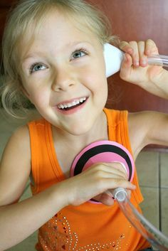 DIY Stethoscope Tutorial at Fantastic Fun and Learning. Simple materials make for an amazing learning opportunity!