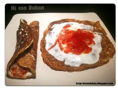 Ki con Dukan: Recetas Dukan: Tortita de tofu