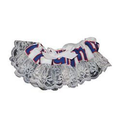 NFL - New York Giants Garter....seriously. Where was this when I got married?
