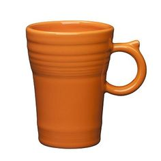 Fiesta Latte Mug    Love these mugs!  Kohls needs to carry more colors...