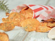 DIY-Anleitung: Süßkartoffelchips zubereiten via DaWanda.com