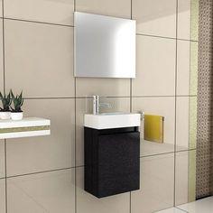 Waschbecken Und Unterschrank / Design Spiegel / Badmöbel Set / Bad Set /  Waschplatz / Waschtisch