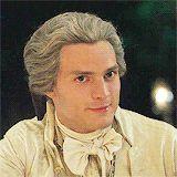 Jamie Dornan as Axel von Fersen in Marie Antoinette. | Jamie Dornan News