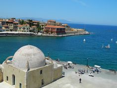 Beautiful Chania, Crete