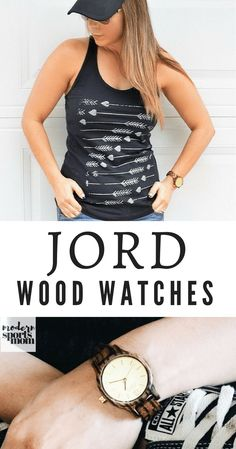 JORD Wood Watches ar