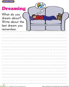 Where do dream workbooks 46