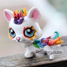 Rainbow dragon LPS custom.