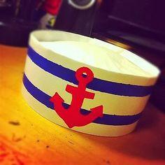 DIY: Sailor Hat (Tutorial!) - HelloxJackii
