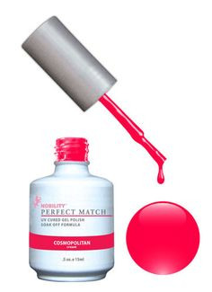 LeChat Perfect Match Gel + Matching Lacquer Sweetheart My Beauty Supply Center Inc. Gel Nail Polish, Gel Nails, Nail Polishes, Shellac, Acrylic Nails, Perfect Match Nail Polish, Strawberry Mousse, Passion Parties, Soak Off Gel