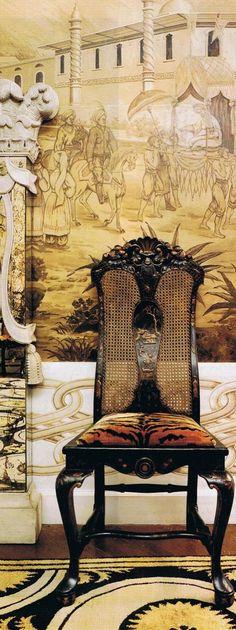 Paris Residence by Alberto Pinto interiors...
